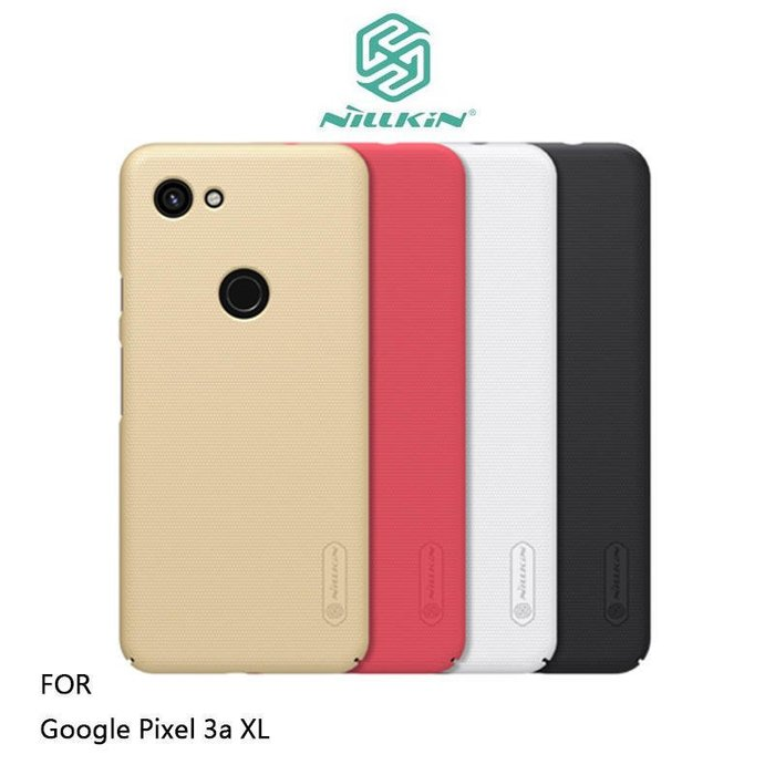 *phone寶*NILLKIN Google Pixel 3a XL/Pixel 3a 超級護盾保護殼 手機殼 鏡頭保護