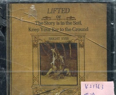 *真音樂* LIFTED OR THE STORY IS IN THE SOIL 二手 K21363 (殼破)