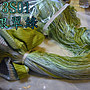 【窗的世界】20年專業製作達人,線簾窗簾區,3S01銀翠綠,實品拍攝,提供到府安裝二