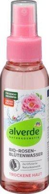 德國原裝 Alverde 野玫瑰臉部 噴霧保濕化妝水  隨身必備 DM