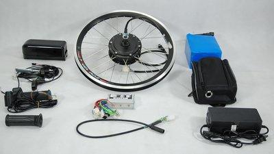 【創能科技】48v電動車改裝套件/自行車改裝電動車套件/電動自行車/電動腳踏車/電動公路車/電動折疊車