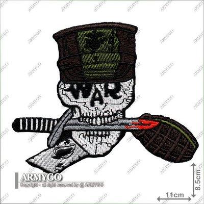 【ARMYGO】美軍海軍陸戰隊 骷髏頭造型章
