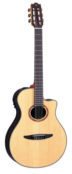 造韻樂器音響- JU-MUSIC - 全新 YAMAHA NCX1200R 古典吉他