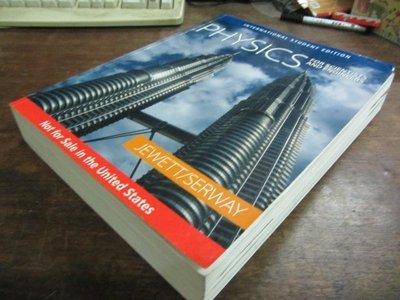 欣欣小棧  Physics for Scientists and Engineers》ISBN:0495112232(家