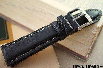 TINA TIMES~絕對讓您臣服的專業錶帶_ZRC Veau Nautic小牛皮錶帶 法國製造公司貨 18mm 20mm 22mm