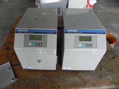 Horiba CS-100 Chemical Concentration Monitor濃度監視器 光纖式濃度計