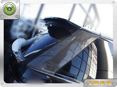 泰山美研社 E0278 Range Rover 車款 後上尾翼 碳纖維包覆 客製改裝 國外進口