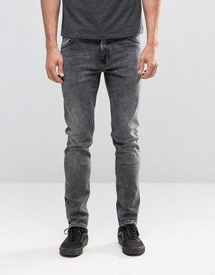 [Weekday Friday Skinny Jeans Generic Grey Acid] Size:W28 L32