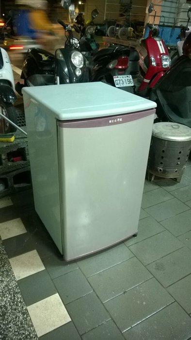 TECO 東元單門冰箱(91公升)/小冰箱/套房最愛