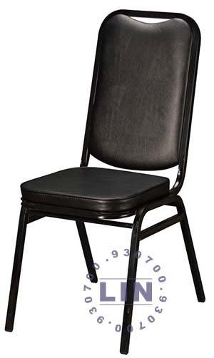 【品特優家具倉儲】S828-01餐椅高背猛士椅辦桌椅烤黑腳