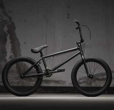 [Spun Shop] KINK LAUNCH 20 Complete BMX 整車 - 啞光黑色