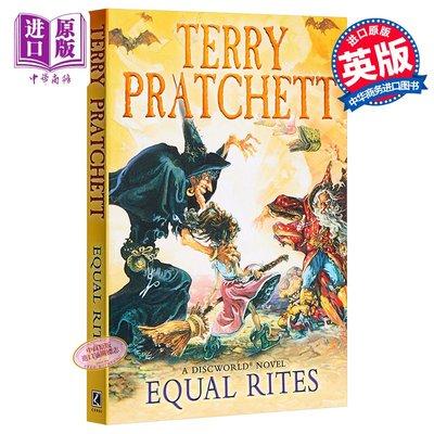 碟形世界3:男女同權 英文原版 Equal Rites : (Discworld Novel 3)