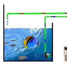AC110~240V 整機型冷水機水量35L(包含冷水機,變壓器,抽水馬達,矽膠管)