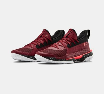 UNDER ARMOUR Curry 7籃球鞋 可刷卡及分期 3021258-605