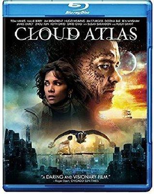 BD 全新美版【雲圖:穿越過去未來】【Cloud Atlas】Blu-ray 藍光 湯姆漢克斯