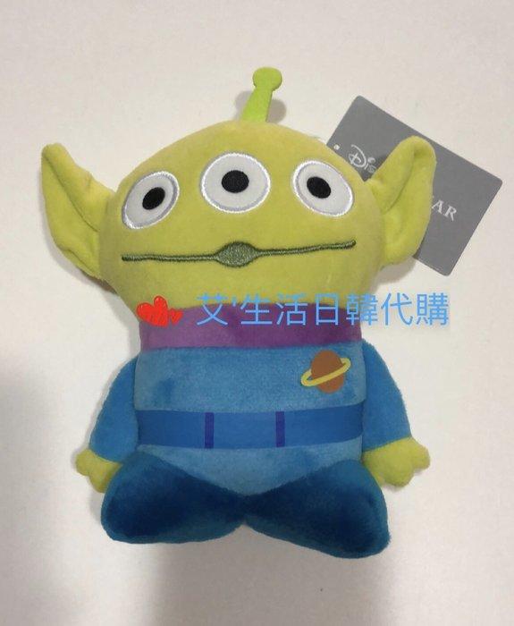 代購現貨  日本迪士尼 玩具總動員三眼怪伸縮票卡玩偶