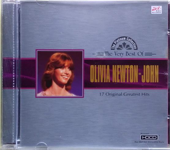 《絕版專賣》Olivia Newton-John 奧莉薇亞紐頓強 / The Very Best of (HDCD)