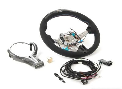 =1號倉庫= BMW M Performance OLED 電子方向盤 F10 F12 F13 M5 M6 S63