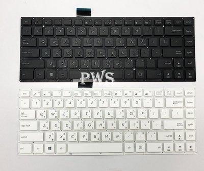 【全新 ASUS E402 L402M L402MA L402N L402NA L402 華碩 中文鍵盤】白 黑色