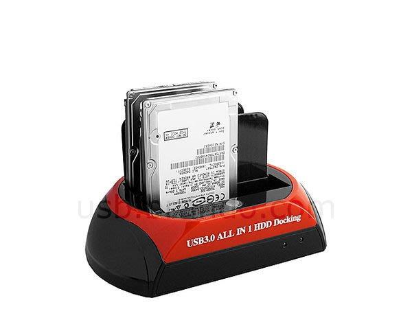 全新 SATA USB3.0 硬碟對拷機 一鍵複製 1對1 免電腦 支援SSD/3.5/2.5吋 外接式 外接盒 硬碟座