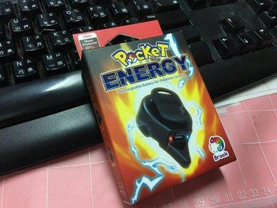 手環行動電源 已到貨 Pokemon Go plus 手環 充電裝置 電池底座 USB充電 精靈寶可夢【板橋魔力】
