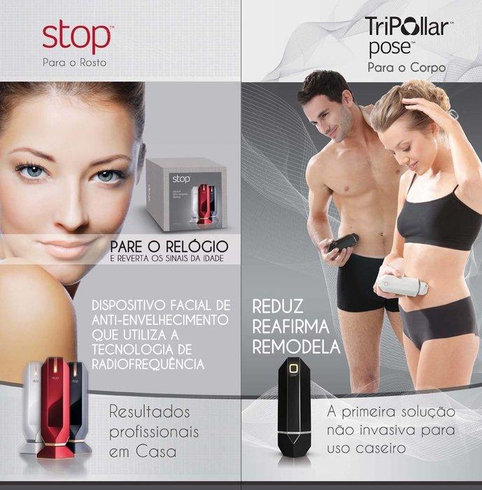 【以色列 Tripollar Pose 國際版全新原裝 】【小心山寨假貨機】身體美容儀/按摩器/燃脂器海外代購