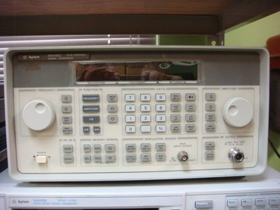 Agilent/Hp 8648C Synthesized Signal Generator 9 kHz to 3G
