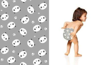 【美國預購】The Honest 環保 有機 無毒  寶寶尿布 -熊貓
