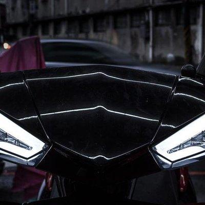 誠一機研 AJ 車燈設計Moto 四代戰 雷神方向燈 四代新勁戰 燈組 YAMAHA 山葉 改裝