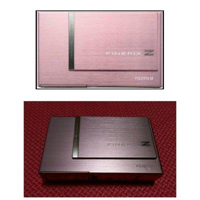 富士相機 數位相機 z200 粉紅色 FinePix Z200 (二手品)