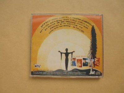 明星錄*1997年日本版.解構搖滾傳統的另類名團(人行道合唱團)專輯.閃亮的角落.二手CD=附側標(s691)