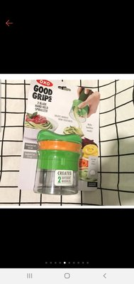 雷貝卡** OXO 蔬果削鉛筆機 雙刀蔬果削鉛筆機