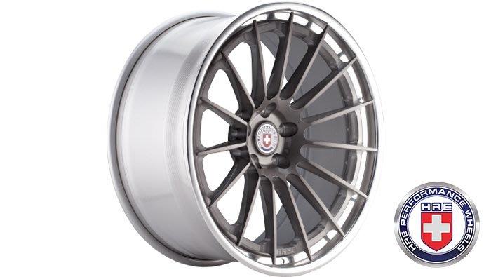 【樂駒】HRE 美國 RS1 Series RS103 三片式 鍛造 輪圈 18吋 19吋 20吋 21吋 22吋 改裝