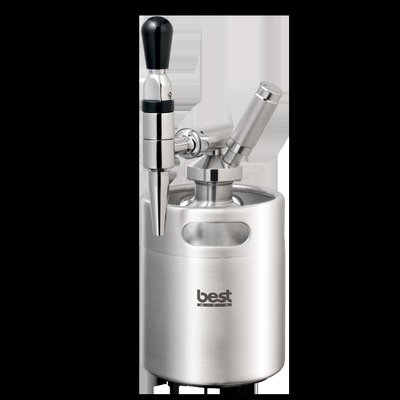 【路德廚衛】best 氮氣咖啡壺1.8公升 BNC2.0 不鏽鋼