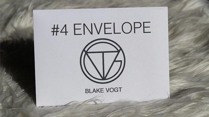 [魔術魂道具Shop]第4號信封~~Number 4 Envelope by Blake Vogt