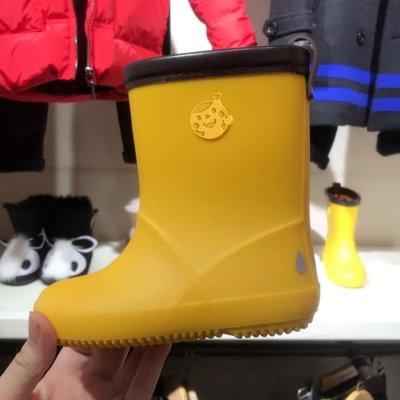 【日本單】兒童雨鞋男童春夏寶寶雨靴女小童水鞋防滑幼兒四季套鞋