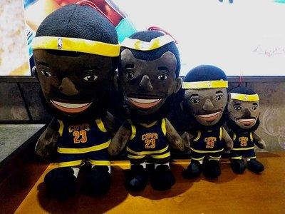 NBA 布絨球星人偶吸盤娃娃Curry庫里 James 詹姆士 Kobe 科比 哈登 紀念品 禮物