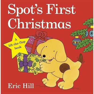 [邦森外文書] 全新現貨 Spot's First Christmas 小狗小波的第一次聖誕節 厚頁翻翻書 應景上市!