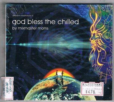 [鑫隆音樂]西洋CD-god bless the chilled  by mimaster morris {rttscd17} 全新