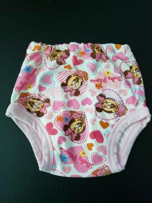 迪士尼米妮幼兒學習褲 90碼