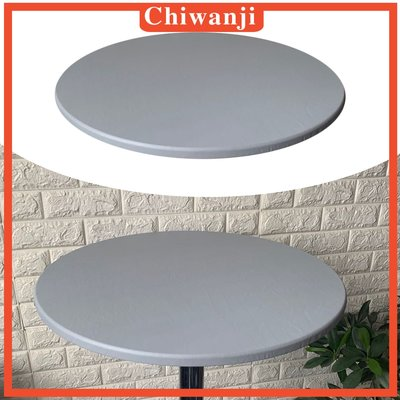 Fitted Polyester Table Cover Waterproof Round
