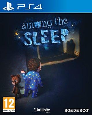 全新未拆 PS4 睡夢之中(嬰兒的恐怖歷險) -英文版- Among the Sleep