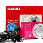 【台南橙市3C】Casio EX-ZR3600 EX-ZR-3600 桃紅 公司貨 二手相機 數位相機 #37252