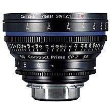 九晴天(租電影鏡頭,租鏡頭) Zeiss Compact Prime CP.2 50mm T2.1 EF Mount