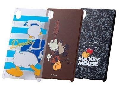 尼德斯Nydus~* 日本 Disney 迪士尼 米奇 米妮 唐老鴨 硬殼 手機殼 Sony Z3+ Z4
