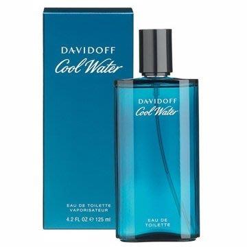 岡山戀香水~Davidoff 大衛杜夫 Cool Water 冷泉男性香水 125ml~優惠價:790元