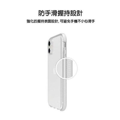 Griffin Survivor Clear iPhone 11 (6.1吋) 透明軍規防摔殼 防摔殼 1.8米防摔
