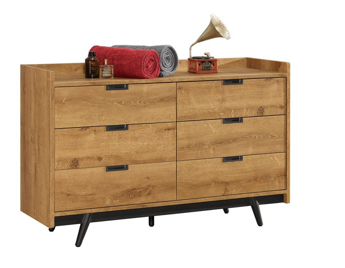 摩德納六斗櫃😊暖暖屋傢俱傢飾😊