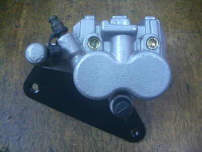 KYMCO 光陽 魅力110 MANY110 水鑽版 剎車卡鉗(台製副廠)碟盤180mm