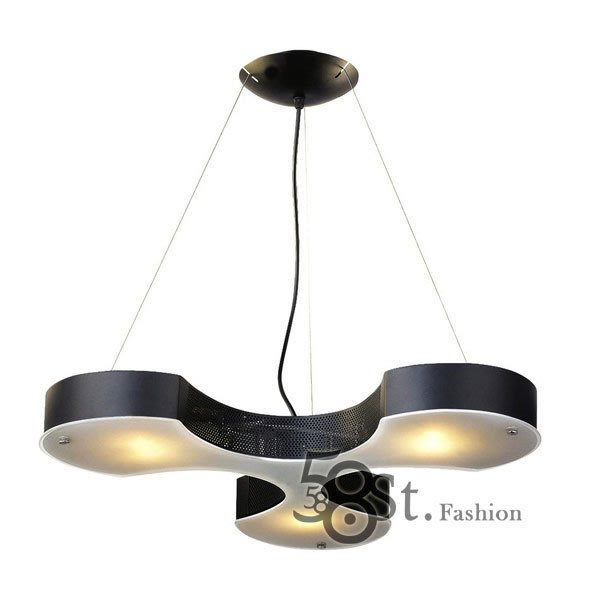 【58街】義大利設計師款式「三葉草吊燈」複刻版GH-127